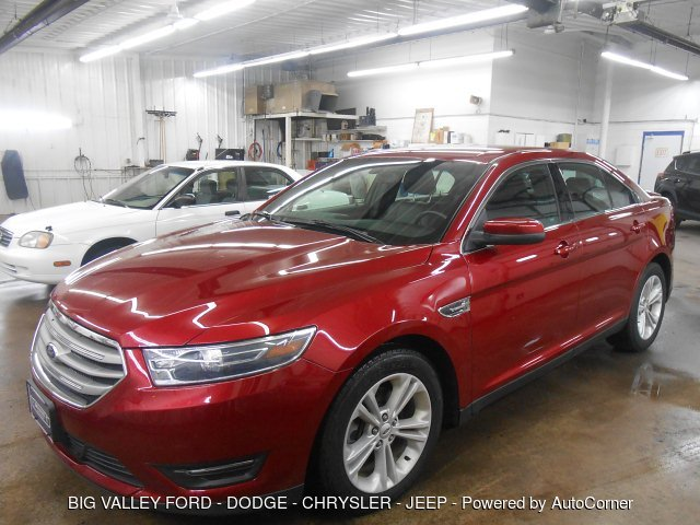 2015 Ford Taurus SEL FWD 6-Speed Automatic