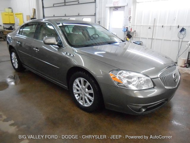 2010 Buick Lucerne CX 4-Speed Automatic