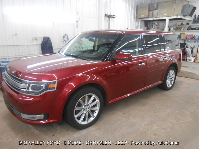 2013 Ford Flex Limited AWD 6-Speed Automatic Overdrive