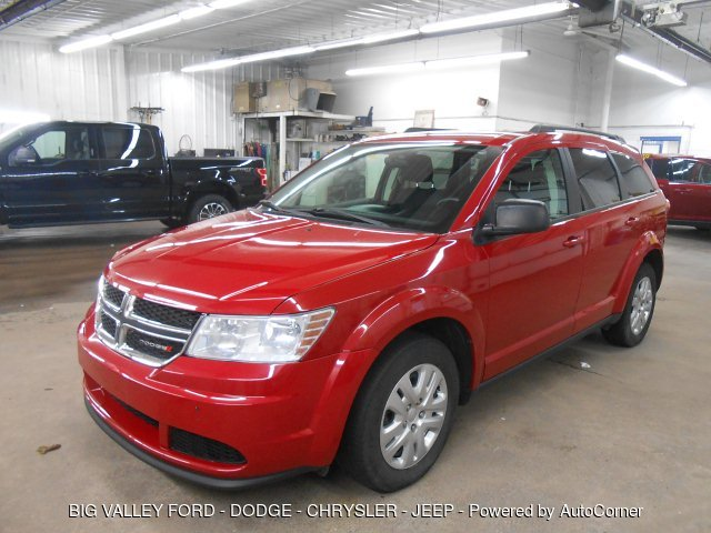 2015 Dodge Journey SE AWD 6-Speed Automatic
